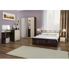 Модульная Спальня Саломея БТС