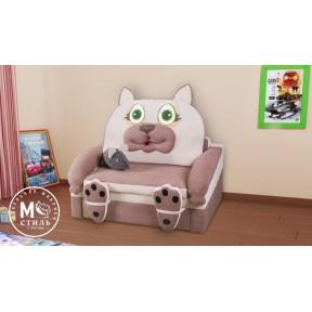 Диван для детской «Кошка» МСтиль