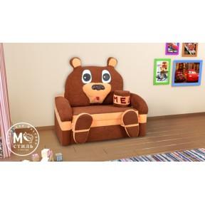 Диван для детской «Мишка» МСтиль