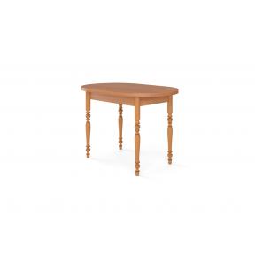 Стол Модерн 2 раскладной на деревянных опорах ОЛИМП